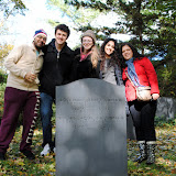 Eliot Outing to Mount Auburn Cemetery