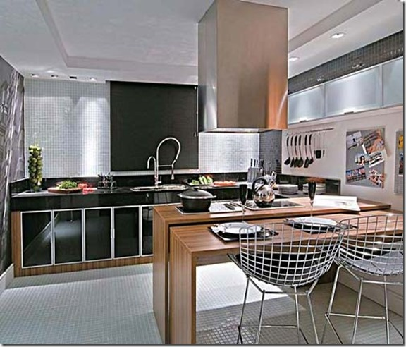 Modelo-de-Cozinhas-Modernas-Americanas