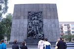 Warsaw Ghetto Uprising monument