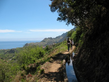 Levada Madère