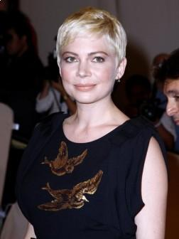 Cute Short Blonde Pixie Cut