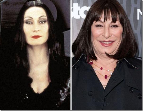 A família Addams antes e agora (1)