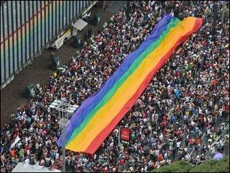 Parada Gay São Paulo 2013 02