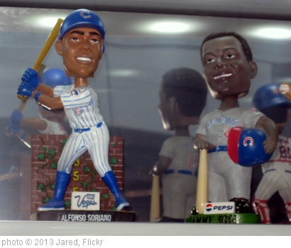 'Miami - Marlins Park - The Bobblehead Museum - Alfonso Soriano & Sammy Sosa' photo (c) 2013, Jared - license: http://creativecommons.org/licenses/by/2.0/