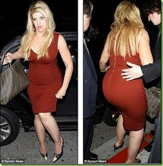 Kirstie Alley shows off weight loss after squeezing into skintight size 10 dress 3