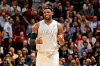 lebron james nba 130301 mia vs mem 25 LeBron Debuts Prism Xs As Miami Heat Win 13th Straight