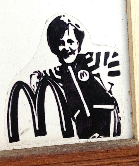 Merkel Mc Donalds