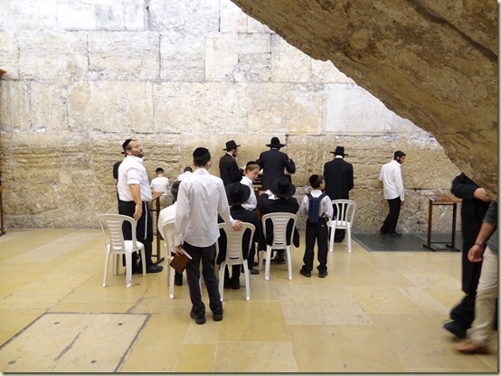 2011-01-21 Kotel - Tatti Devorah 004