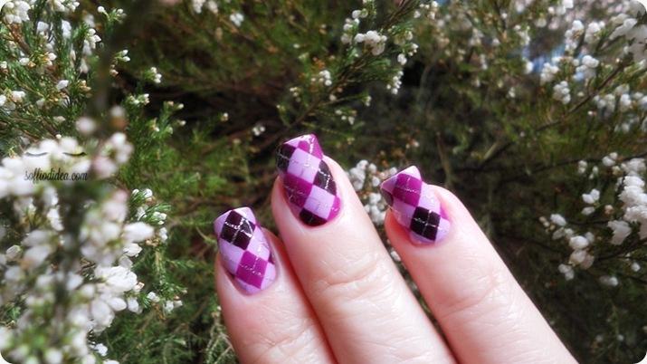 nailart-nail art-soffiodidea-soffio di dea-rombi-17a