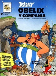 P00024 - Asterix Obelix Y compañia