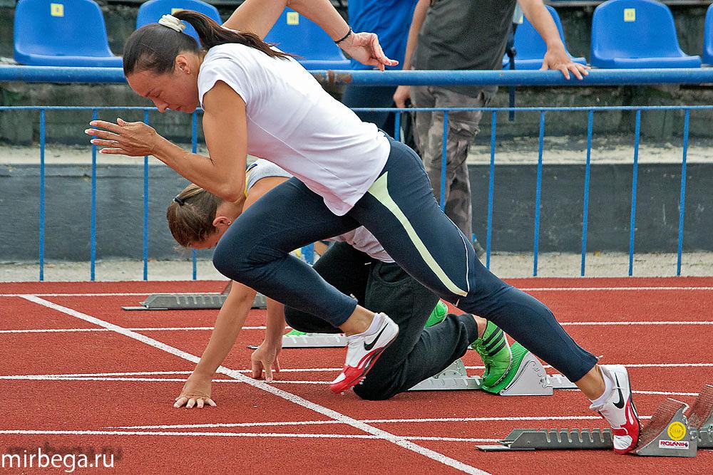Чемпионат Украины по легкой атлетике - 3