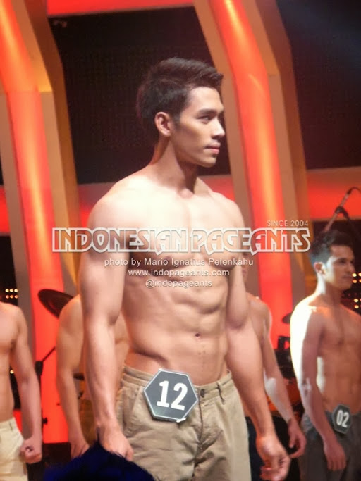 Hot Indonesian  Model - Akbar Kurniawan 02