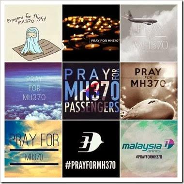 prayMH370