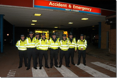 Specials at A and E