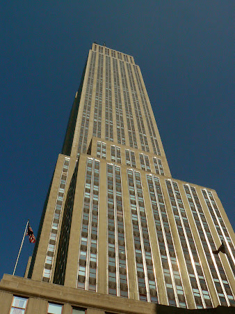 Obiective turistice New York:  Empire State Building