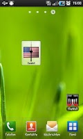 Screenshot of The Wall Widget