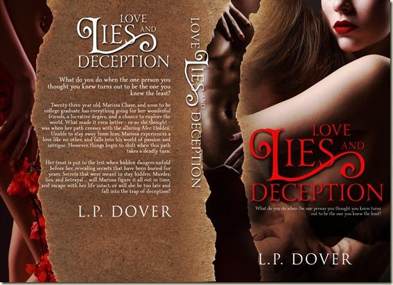 Love Lies Deception Wrap