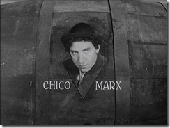 Monkey Business Chico Marx