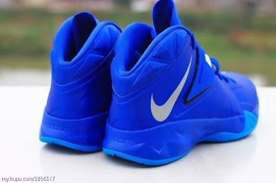 nike zoom soldier 7 ss royal blue 1 05 Sample Look at Nike Zoom Soldier VII (7) Dyed in Royal Blue