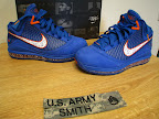 nike air max lebron 7 pe hardwood royal 4 01 Yet Another Hardwood Classic / New York Knicks Nike LeBron VII