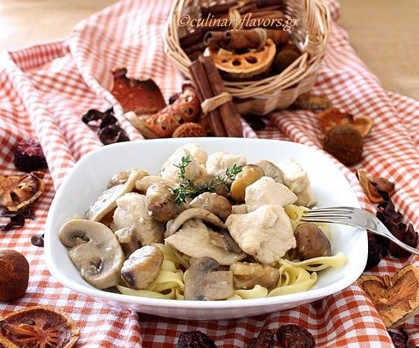 Chicken Filet with Chestnuts.JPG