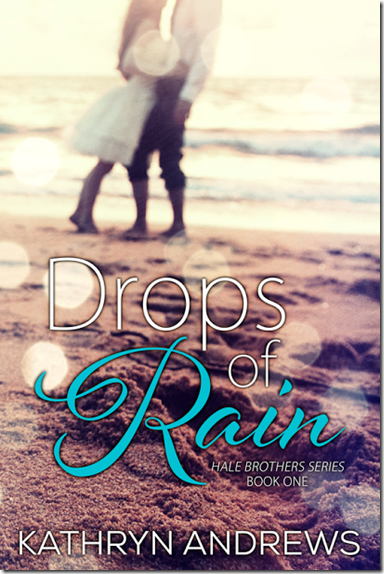 drops of rain ebook cover