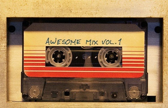 Guardians of the Galaxy awezsome mix one