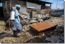 In Liberia arriva il robot anti Ebola