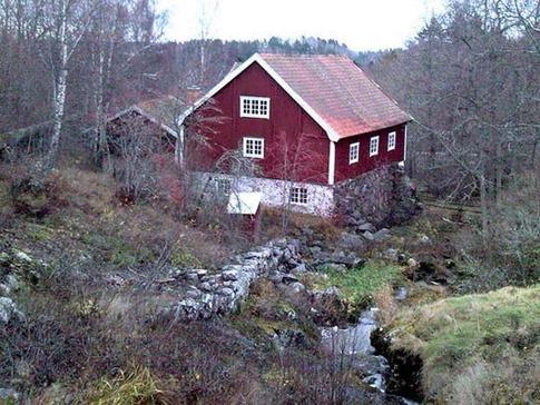 30. Casa en el bosque