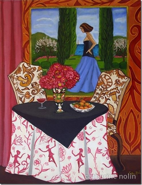 When We Dance by Catherine Nolin 2010