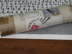080112 Dad's Navy pic - mailing tube