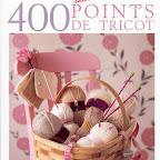 Marie Claire Idees 400 Points De Tricot