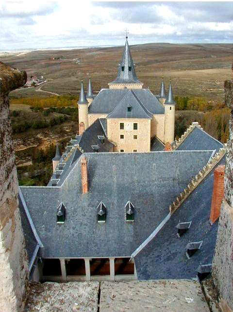 Alcazar of Segovia(Segovia Castle) - Spain