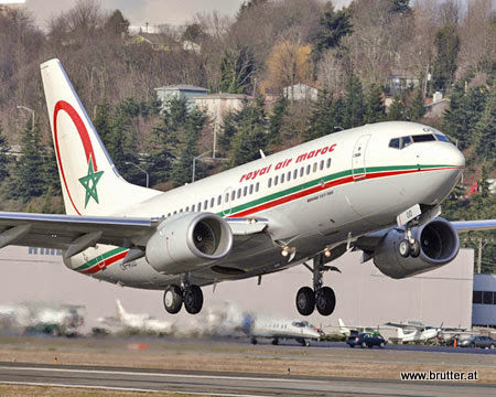 Royal Air Maroc YN061_1883 737-700K63622-01