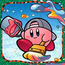 Doodle kirby iphone app