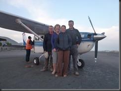 Nazca flight - Steve Karen K & Tony