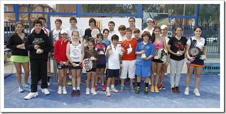 I Prueba Circuito IB Pádel Tour de Menores FPIB: las promesas se exhiben en Palma.