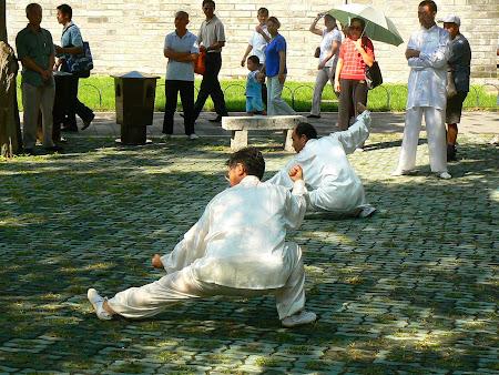 Bejing city: Martial arts