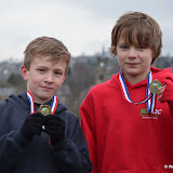 Keighley Schools XC 2013 Year 5-6 at Silsden Park