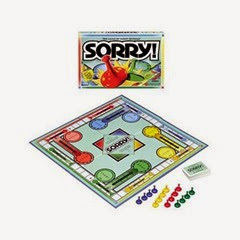 sorry classic family board game