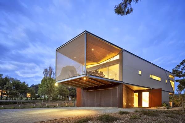 casa-hormigon-vidrio-acero-corten-acero-galvanizado