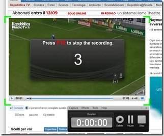 countdown-registrazione-camtasia