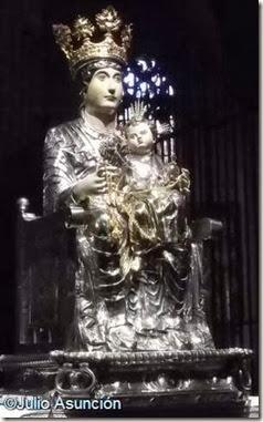 La Virgen de los reyes o Santa María la Real