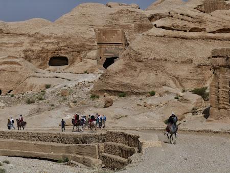 Drumul spre Petra