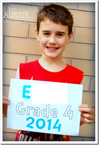 Our Curriculum Grade 4 | Our Aussie Homeschool