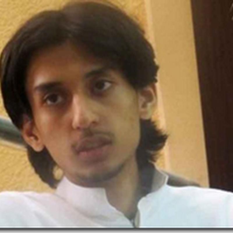 Blogger muda Arab Saudi ditahan polis Malaysia.