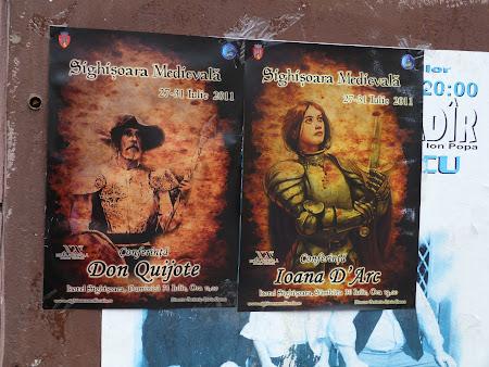 Obiective turistice Romania: Festivalul Medieval