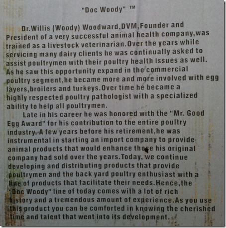 doc woody text