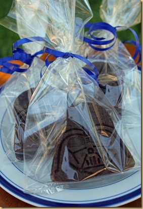 DV Cookie Party Favor Bag