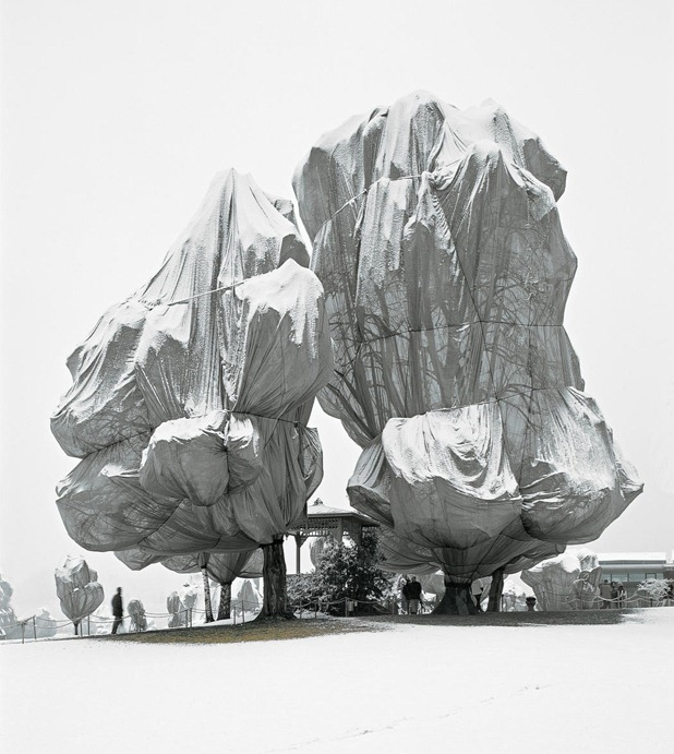 christo and jeanne-claude 1